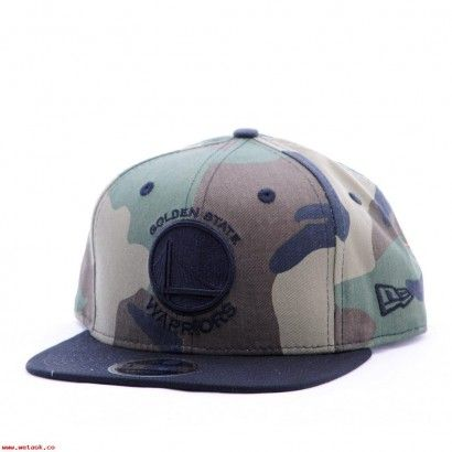 NBA CAMO 9FIFTY GOLWAR
