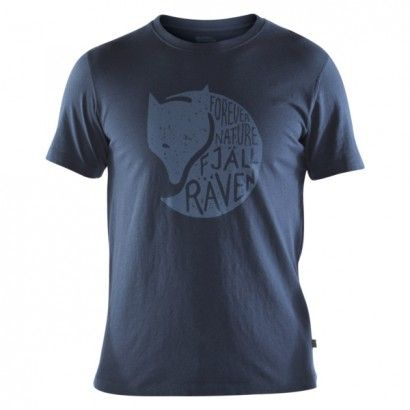 FOREVER NATURE T-SHIRT M  NAVY
