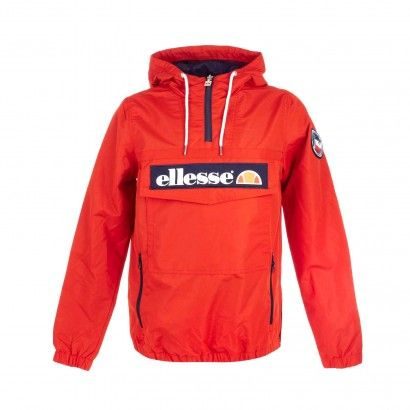 MONT 2 JACKET RED
