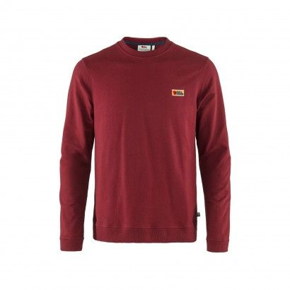 VARDAG SWEATER M 345/RED OAK