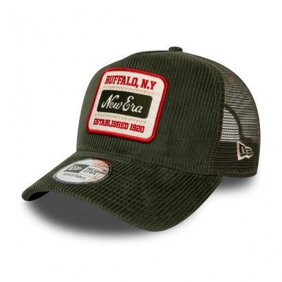 NE FABRIC PATCH TRUCKER RIG