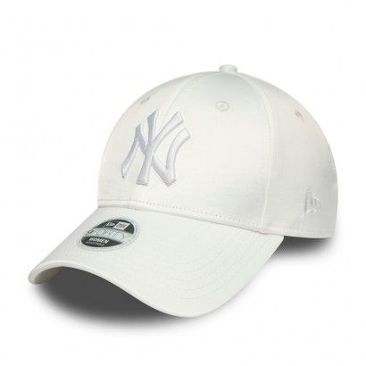 WOMENS MLB SATIN 9FORTY NEYYAN WHI