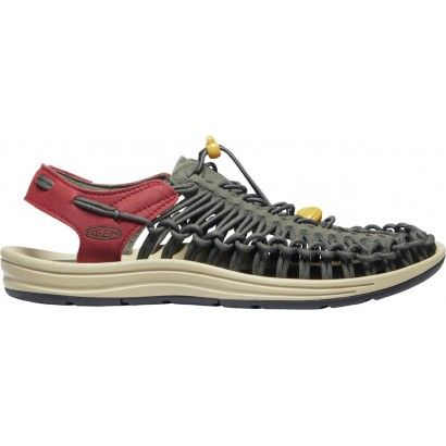 KEEN UNEEK M FOREST NIGHT-RED