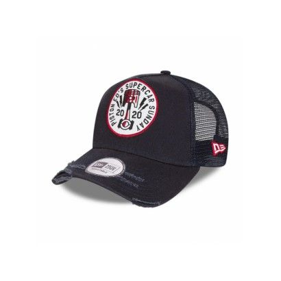 RACE PATCH TRUCKER