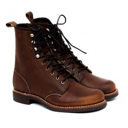 RED WING COOPER ROUGHT AND TOUGH