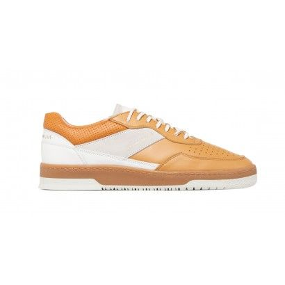 FILLING PIECES ACE SPIN MUSTARD WHITE