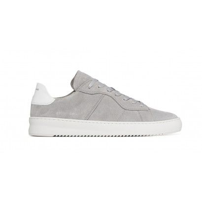 FILLING PIECES COURT RIPPLE SUEDE GREY
